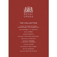 The Royal Opera Collection [Various] [Opus Arte: OABD7223BD] [Blu-ray]