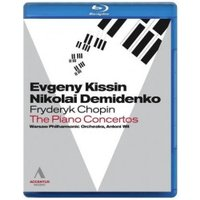 Chopin: The Piano Concertos [Blu-ray] [2011] [Region Free]