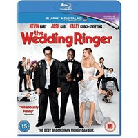 The Wedding Ringer (Blu-ray + UV Copy) [2015] [Region Free]