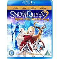 The Snow Queen: Magic of The Ice Mirror [Blu-ray] [Region B]