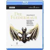 Strauss: Die Fledermaus [Blu-ray] [2010] [Region Free]