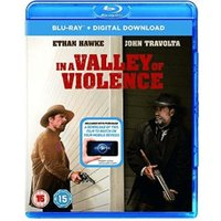 In a Valley of Violence (Blu-ray + Digital Download) [2017]