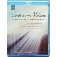 Eastern Voices (Scheffer/ Wallbrecht) [Blu-ray] [2011] [Region Free]