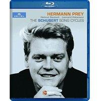 Schubert - Hermann Prey :Schubert: Song Cycles [Blu-ray]