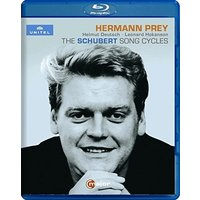 Schubert - Hermann Prey :Schubert: Song Cycles [Blu-ray]