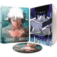 Ghost In The Shell Blu-ray - Limited Edition Steelbook