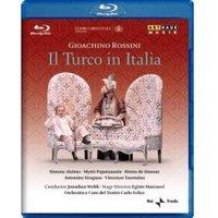 Gioachino Rossini - Il Turco in Italia (Teatro Carlo Felice di Genova, 2009) [Blu-ray] [2010] [NTSC]