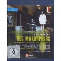 Janacek: Vec Makropulos (The Makropoulos Case) (C Major: 709604) [Blu-ray] [2012]