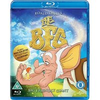 Roald Dahl's The BFG: Big Friendly Giant [Blu-ray] [2016]