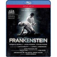 Scarlett: Frankenstein [Opus Arte:OABD7182D] [Blu-ray]