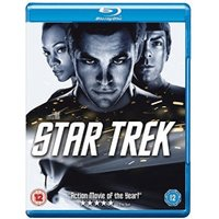 Star Trek [Blu-ray] [2009] [Region Free]