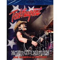 Ted Nugent - Ted Nugent: Motor City Mayhem [Blu-ray] [2009]