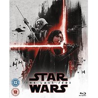 Star Wars: The Last Jedi - The First Order Sleeve [Blu-ray]