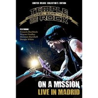 Michael Schenker's Temple Of Rock - On A Mission - Live In Madrid [Blu-ray] [Region Free]