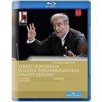 Salzburg Opening Concert 2012 [Valery Gergiev, Sergei Semishkur] [Euroarts: 2072614] [Blu-ray] [2013] [Region Free]