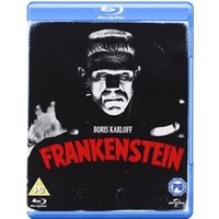 Frankenstein [Blu-ray] [1931] [Region Free]