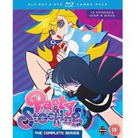 Panty And Stocking With Garter Belt: The Complete Series [Blu-ray]