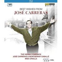 Masset - Best Wishes From Carreras [Jose Carreras,Various] [Arthaus: BLU RAY] [Blu-ray]