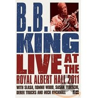 B.B. King - BB King And Friends Live At The Royal Albert Hall [Blu-ray] [2012] [Region Free]
