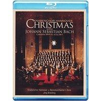 Christmas With J.S. Bach [Antonia Bourvé, Claudia Erdmann, Jörg Breiding ] [Rondeau: ROP5103-BD] [Blu-ray] [2011]