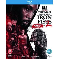 The Man With The Iron Fists 2 [Blu-ray] [2014]