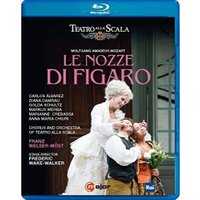 Mozart: Le nozze di Figaro [Carlos Álvarez; Diana Damrau; Golda Schultz; Teatro alla Scala; Franz Welser-Möst] [C Major Entertai