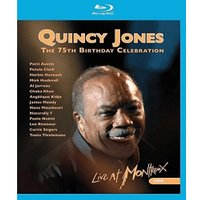 Various Artists - Quincy Jones' 75th Birthday Celebration - Live At Montreux 2008 [Blu-ray] [2009]