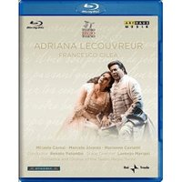 Adriana Lecouvreur, by Francesco Cilea (Tatro Regio di Torino 2008) [Blu-ray] [2010]