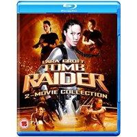 Lara Croft - Tomb Raider: 2-Movie Collection [Blu-ray] [Region A & B & C]