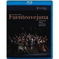 Gades: Fuenteovejuna (Teatro Real: TR97006BD) [Blu-ray]