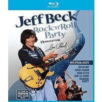 Jeff Beck - Rock 'n' Roll Party - Honouring Les Paul [Blu-ray] [2011]