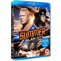 WWE: Summerslam 2015 [Blu-ray]