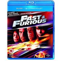 Fast & Furious (2009) [Blu-ray + UV copy] [Region Free]