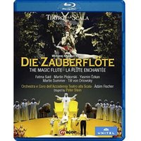 Mozart: Die Zauberflöte ('The Magic Flute') [Martin Summer; Yasmin Özkan; Martin Piskorski; Ádám Fischer] [C Major Entertainment