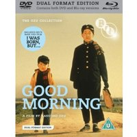 Good Morning + I Was Born, But... [DVD + Blu-ray] [1959]