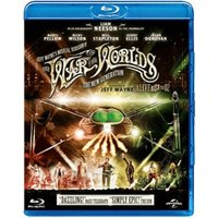 Jeff Wayne's Musical Version of The War of the Worlds - The New Generation: Alive On Stage [Blu-ray] [2012]