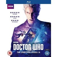 Doctor Who - The Complete Series 10 [Blu-ray] [2017]