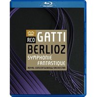 Royal Concertgebouw Orchestra - Berlioz: Symphonie fantastique [Blu-ray] [2016]