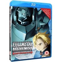 Fullmetal Alchemist Brotherhood Four (Episodes 40-52) Blu-ray