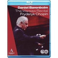 Chopin: The Warsaw Recital [Blu-ray] [2011] [Region Free]
