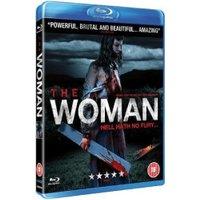 The Woman [Blu-ray] [Region-Free]