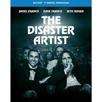 The Disaster Artist [DVD + Digital Download] [Blu-ray] [2017]