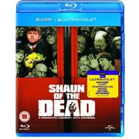 Shaun of the Dead [Blu-ray] [2004]