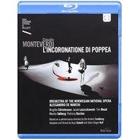 L'Incoronatione Di Poppea (Euroarts: 2058924) [Blu-ray] [2012]