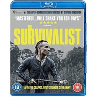 The Survivalist [Blu-ray] [Region Free]
