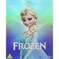 Frozen (2013) (Limited Edition Artwork Sleeve) [Blu-ray] [Region Free]