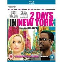 2 Days in New York [Blu-ray]