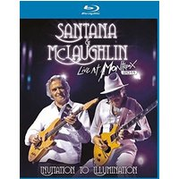 Santana & McLaughlin - Invitation To Illumination - Live At Montreux 2011 [Blu-ray] [2013]