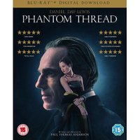 Phantom Thread [Blu-ray + Digital download] [2017]