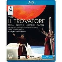 Verdi: Il Trovatore [Parma 2010] [Nucci, Sgura, Fantini, Romano, Alvarez] [C Major: 723504] [Blu-ray] [2013] [Region Free]